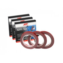 Double Side Acryl Tape - 24mm x 10mtr-F
